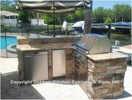 Outdoor Kitchen Australia Kitchen Outdoor Kitchen Cabinets With Sink Image Of
