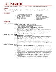 Hostess Resume Sample Resume Peppapp