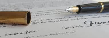 Lease Or Home Rental (Tenancy-Rental) Agreement