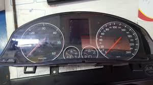 Electronic Used Parts :: VW JETTA 05-10 1K speedometer instrument ...