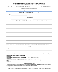 Proposal Template - 8+ Free Word, Pdf Document Downloads | Free ...