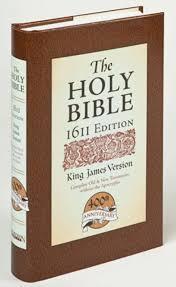 The King James Bible 1611 Edition