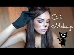 albamayo cute cat makeup