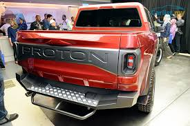 proton new car releaseThis Is The Proton Pickup Truck Concept At Alami Proton Carnival