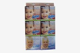 spiffies tooth wipes multipack apple and g 120 count at