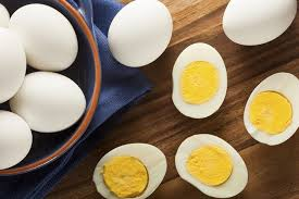 how many calories does a hard boiled egg have