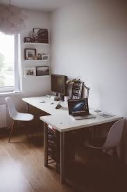 work desk ideas white office. interesting white use corner desk to seat two might work for momu0027s also floating shelves throughout work desk ideas white office