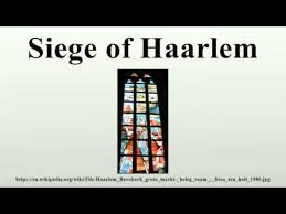 Image result for siege of haarlem