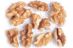 Walnut Grading Chart Available Sizes Of Shelled California Walnuts