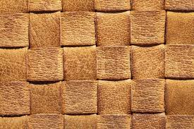 Backgrounds Images Brown Leather Woven Background Stock Photo Colourbox