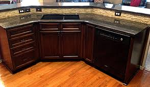 Whether it be the kitchen, bathroom, fireplace, outdoors, or even the floor, you can't go wrong with coffee brown. Coffee Brown Granite Transitional Kitchen Kansas City By Midwest Marble Granite Houzz