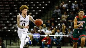 Missouri State Basketball Tyrik Dixon Brings A Swagger To
