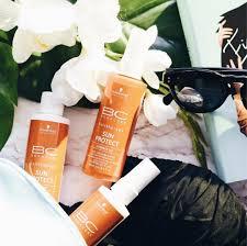 <b>Schwarzkopf Professional</b> - <b>BC Bonacure Hairtherapy</b> Sun Protect ...