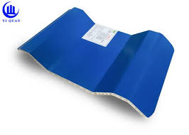 upvc material twin wall roofing sheets durable roof tile anti leaking images