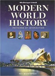 Patterns Of Interaction Pdf New Amazon Modern World History Patterns Of Interaction Student