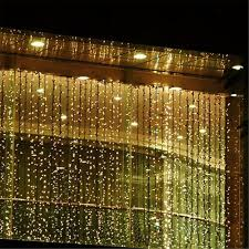 home lighting decor. Amazon.com : Curtain Icicle Lights, AGPtEK 3M X 8 Modes Warm White Fairy String Lights For Christmas Wedding Home Garden Outdoor Window (300 LED) Lighting Decor