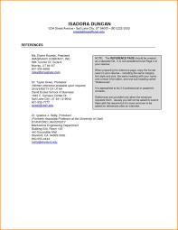 Reference Page For A Resume Reference Resume References Format 2