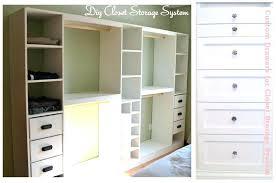 building a closet organizer diy closet organizer with drawers otterruninfo building closet organizer plans building a closet organizer diy