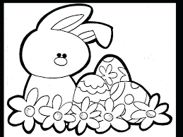 Printable Coloring Pages Easter Eggs Free Colouring Pdf Print Out
