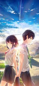 Anime Couple iPhone Wallpapers - Top ...
