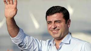 Former HDP co-chair Demirtaş granted prominent German human rights award