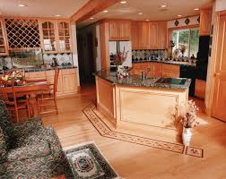 Wood In Kitchen Floors Should You Choose Medium Hardwood Kitchen Floor Latest Kitchen Ideas