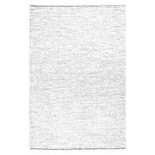 oskar felted wool striped rug grey pad light