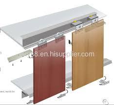 heavy duty wardrobe door soft closing buffer device ydp 0568