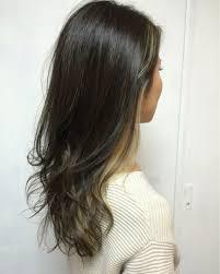 黒髪メッシュがおしゃれで可愛い長さ別レディースカタログ2018年