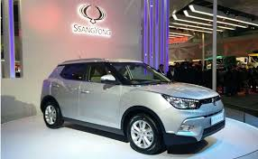 new car release in indiaSsangYong Tivoli 2017 Price in India Launch Date Review Specs