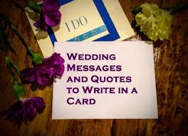 Wedding Messages And Quotes To Write In A Card Holidappy Classy Godparents Love Quote In English