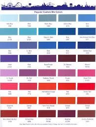 Mitsubishi Color Code Chart Peterbilt Color Code Location Mitsubishi Color Code