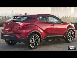 2018 toyota hrc. Wonderful 2018 2018 TOYOTA CHR Exterior And Interior  HYBRID Crossover SUV 2017 With Toyota Hrc