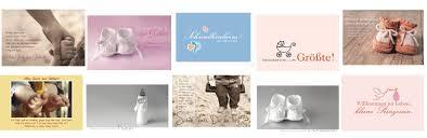 Glückwunschkarte Zur Geburt Eines Babys Schreiben Grusskartenladende
