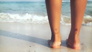 How To Care For A New Tattoo At The Beach
