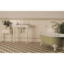 original style victorian floor tiles wellington pattern green white w wtc artisan wall tiles