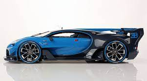 You see, with all 450 examples of the veyron now sold and accounted for, and that car's production cycle. 1 12 Scale Bugatti Vision Gt A Big News From Looksmart Models Looksmart Models