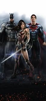 Batman Wonder Woman iPhone Wallpapers ...