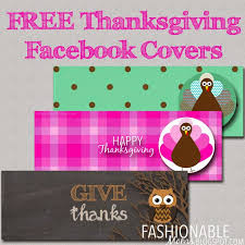 free thanksgiving facebook covers