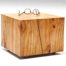 Moderner Couchtisch Holz Quadratisch Innenbereich Karpik
