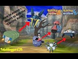 Pokemon Sun And Moon How To Evolve Charjabug Nosepass And Magneton