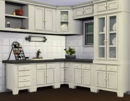 Sims 3 Kitchen My Sims 4 Blog Country Kitchen And Cupboard By Plasticbox Mts