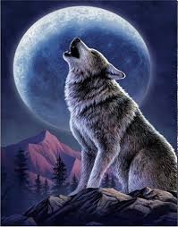 wolf howling painting. Plain Wolf Wolf Howling Lenticular 3D Picture Animal Poster Painting Home Wall Art  Decor In 2018  Products Pinterest Wolf Howling And Moon Inside