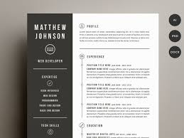 Contemporary Resume Templates Free Stylist Design Resume Templates Free Template And Professional 5