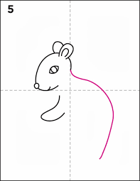 Small Picture How to Draw a Squirrel Art Projects for Kids