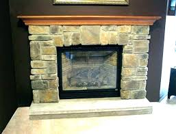 faux stone fireplace surround install faux stone fireplace painting fake stone fireplace pictures cost installation cultured