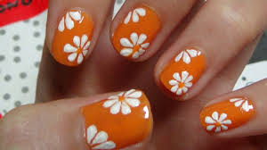 Nail Art Designs Flowers