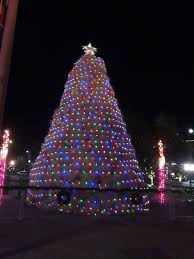 Downtown Chandler Christmas Tree Lighting Merry Christmas This Tree In Downtown Chandler Arizona I