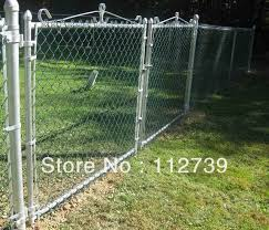 Chain link fence post sizes Install 65mm Opening Pvc Coated Chain Link Fence Galvanized Post Size 48mm 50mm 60mm Charts Collection 65mm Opening Pvc Coated Chain Link Fence Galvanized Post Size 48mm