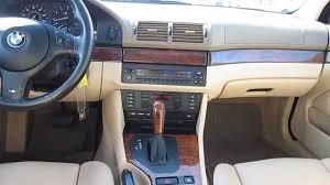 Coupe Series 2001 bmw 530i interior : 2003 BMW 525i, blue - Stock# H2046A - Interior - YouTube